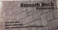Smooth Rock Hardscaping