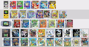 Pokemon games I have a copy of every version except black/white