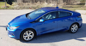 Lease Takeover 2017 Chevy Volt Premier LOADED