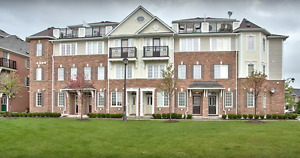 Large Mattamy Townhouse (2BD)- Dundas/Third Line (2 Car Parking)