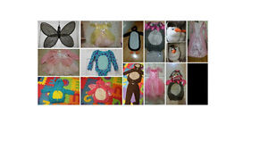 Variety of Children Hallowen Costume New and Gently Used