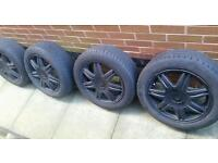 Seat alloy wheels 16in