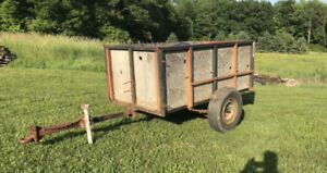 2 trailers for sale!