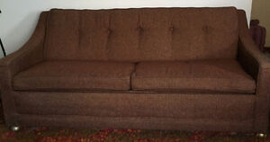 Sofa Bed with Steel Frame