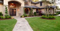 FULL LANDSCAPE DESIGN SERVICES - TRANSFORM YOUR SPACE TODAY!!