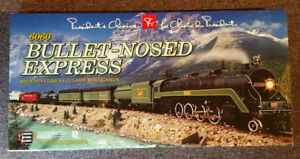 Vintage President's Choice Bullet-Nosed Express Train Set
