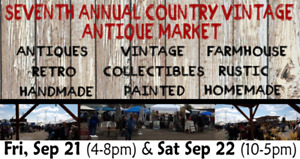 7th Annual Country Vintage & Antique Market