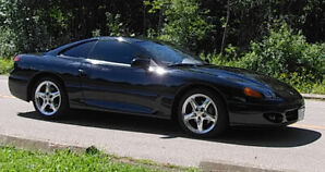 FOR A COLLECTOR:  1995 Dodge Stealth R/T Coupe (6 speed manual)