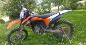 for trade of KTM 250 or 300 two stroke