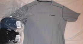 Mens Berghaus T shirts