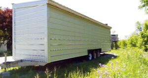 Tiny House, Cabin, Utility Trailer, Shed, Site Office, Storage