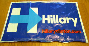 Hillary Clinton Presidential Lawn Sign - 2016 $50 OBO