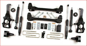 Zone Off Road - Suspension 6'' Ford F150 2WD - 2009-2013