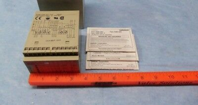 New In Box Omron G9s 321 T015 Dc24 Safety Relay Unit Industrial Tools Meters