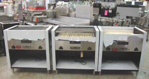 New Ember-Glo Charbroiled Gas Kebab Grills