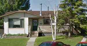 4 bedroom bungalow with double detached heated garage