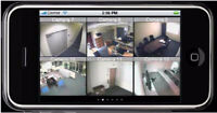 Security cctv surveillance camera package $1495 installed