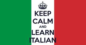 ITALIAN LESSONS.
