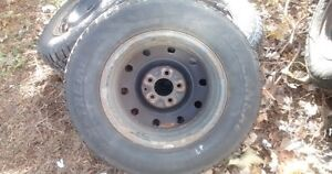 Steal of a Deal - FOR SALE - Set of 4 Winter Studded Tires