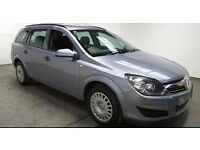 2009(09)VAUXHALL ASTRA 1.7 CDTi ECOFLEX LIFE ESTATE MET GREY,2 OWNER,NEW MOT,£30 TAX,GREAT VALUE