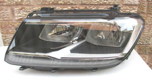 VW TIGUAN HEADLIGHT LEFT FITS 17 18 19 USED OEM