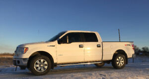 2012 Ford F-150 SuperCrew XLT Eco boost