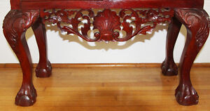 Reproduction Chippendale Cabinet Stratford Kitchener Area image 6