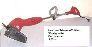 Pope Line Trimmer....Lawnmower Inala Brisbane South West Preview