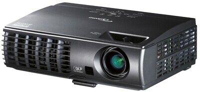 High End HDTV OPTOMA 3.000 AnsiLumen Beamer, UVP 1199 Euro, HDMI, FULL HD komp.