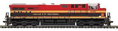 Mth 80 2317 1  Ho  Es44ac Diesel Engine  Proto Sound 3 0  Kansas City Southern