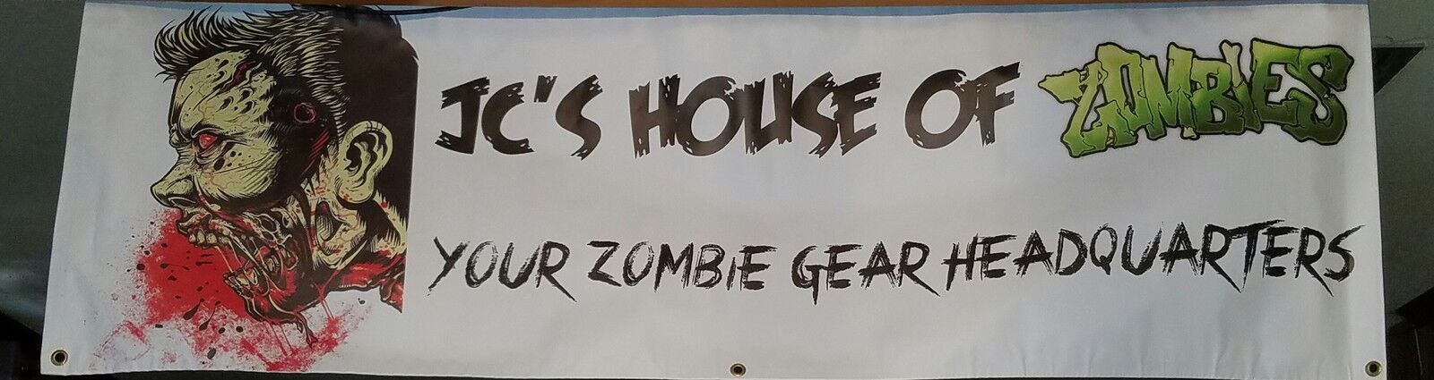 JCS HOUSE OF ZOMBIES