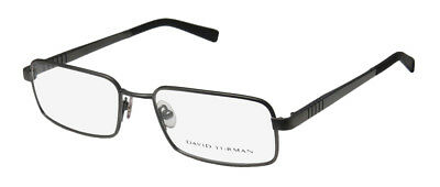 NEW DAVID YURMAN 619 HIGHEST QUALITY MODERN EYEGLASS FRAME/GLASSES MADE IN (Eyeglasses Made In Japan)