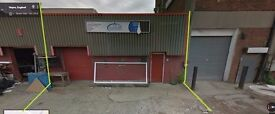 A well situated furnished 2330 SQ FT warehouse unit, offices and parking in Hayes - UB3 3NB.