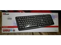 USB Full size keyboard (BNIB)