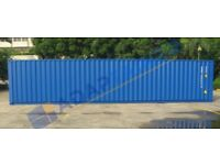 40ft new build shipping container in Grays, Essex (can be rented)