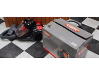 VAX CYLINDER VACUUM HOOVER V-2400C MODEL: C88-VC-T-A NOT USED MUCH AT ALL EXCELLENT CONDITION BOXED
