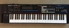 Roland Juno GI, like new in box ,with cd cakewalk