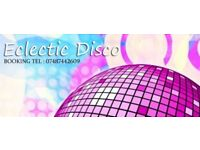 Eclectic Disco - Mobile Disco Cardiff