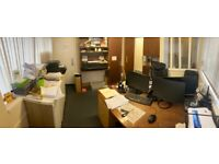 Fitted furniture , closing office sale
