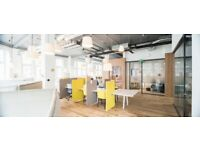 Modern furnished Co-working office space at Birmingham, Lewis Building