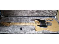 Fender American Professional Series Telecaster. Natural. Maple Neck. New - Unwanted gift