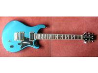 PRS Santana SE Electric Guitar With Original Gig Bag.. Made in Korea