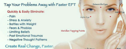 EFT ( Emotional Freedom Techniques) or Tapping.