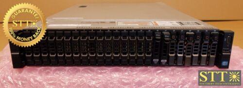 Poweredge R720xd Dell 2u Rackmount Server 2xe5-2660 Hds Removed