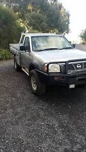 2003 Nissan Navara Ute Young Young Area Preview