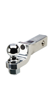 18,000 LB Trailer Hitch Mount and Ball