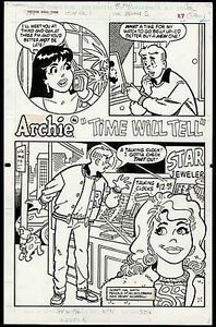 ARCHIE ART AND COMICS SIGNED   CGC Oakville / Halton Region Toronto (GTA) image 1