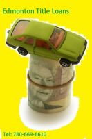 $$Borrow up to $30,000 on your Vehicle & keep driving it TODAY$$
