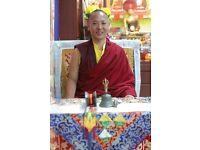 Buddhist Teachings with Venerable Dorzin Rinpoche