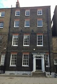 Period Building to Rent Farringdon (WC1) Self-Contained Serviced Offices
